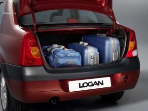 багажник Рено Логан